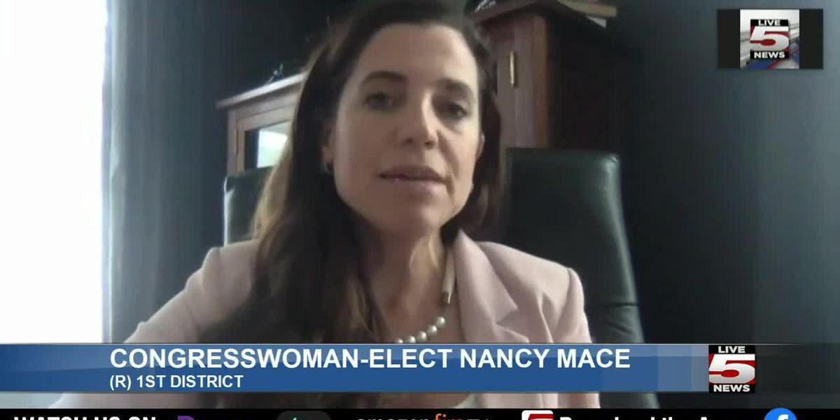 LIVE 5 ALERT DESK: Mace: 'I'm deeply humbled' by victory in U.S. House race