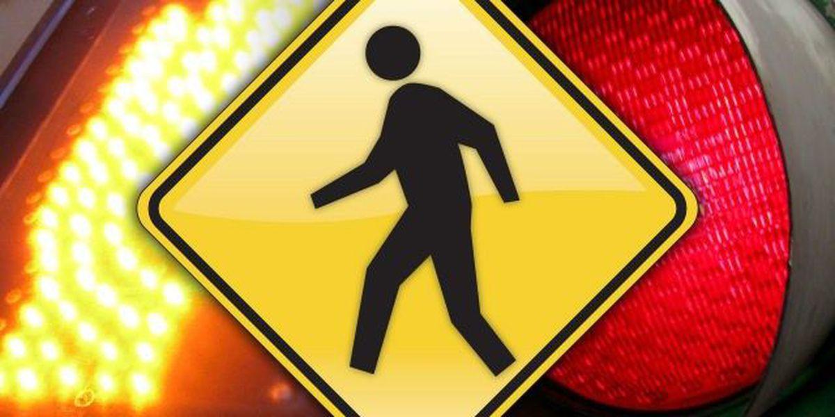 Dispatch: Charleston police responding to auto-pedestrian accident