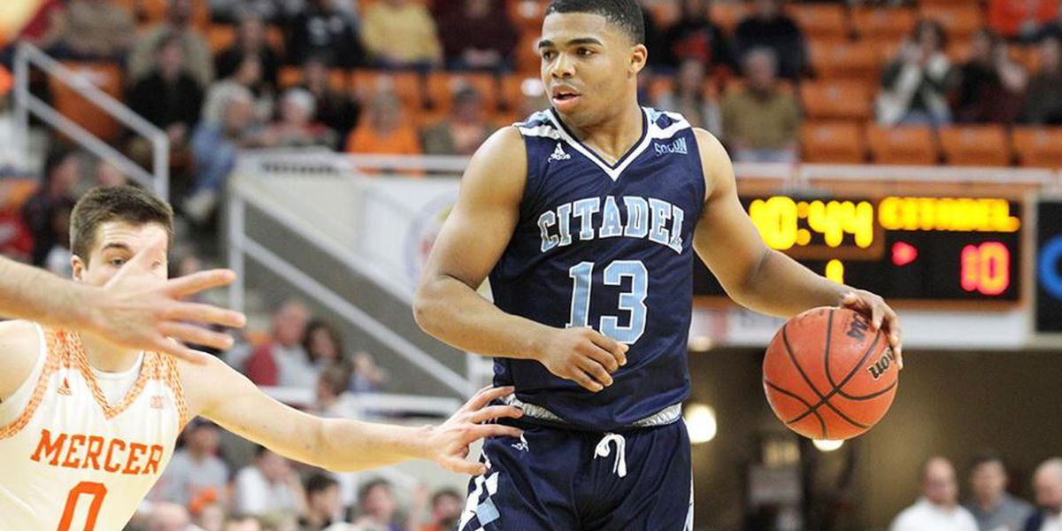 The Citadel's Stallworth Signs Professional Contract with BC Timișoara