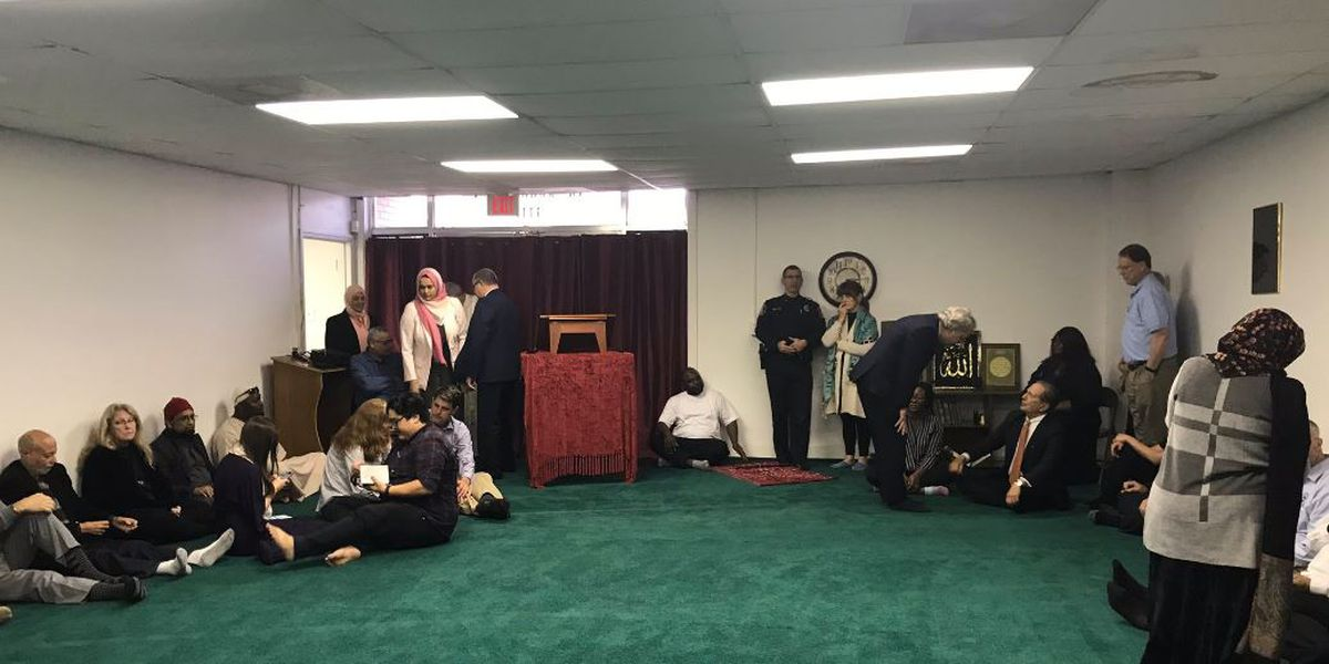 Charleston leaders preach unity at vigil for New Zealand mosque shooting victims