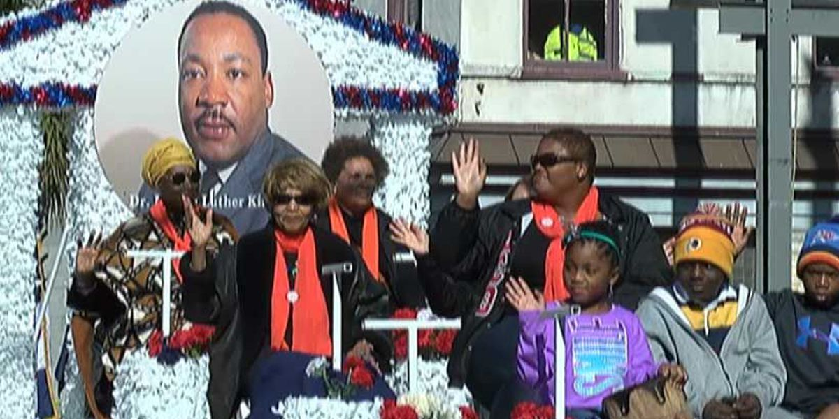 Charleston to honor Dr. Martin Luther King Jr. with annual parade