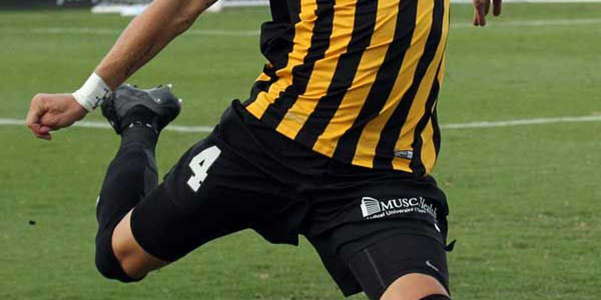 Battery's Mueller named to USL Team of the Week
