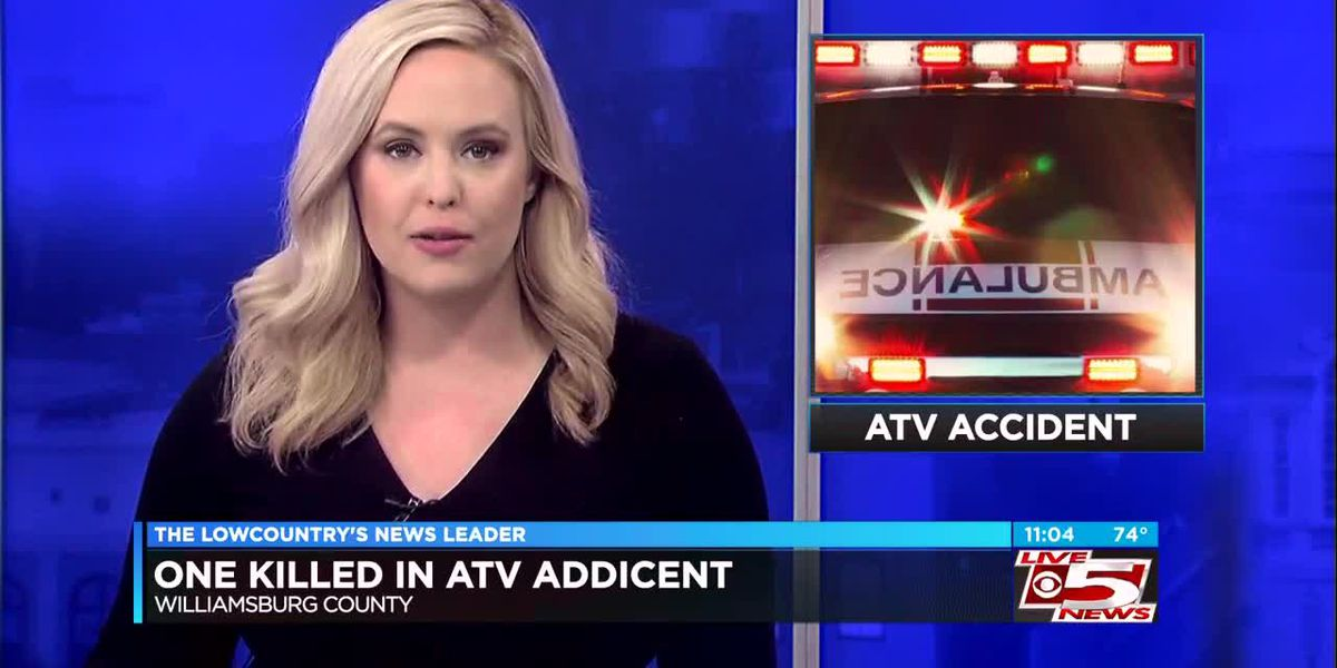 VIDEO: Woman killed, 2 injured in ATV accident