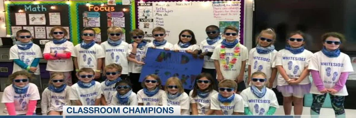 Classroom Champions: Stephanie Haecherl wants VersaTiles for students at Whitesides Elementary