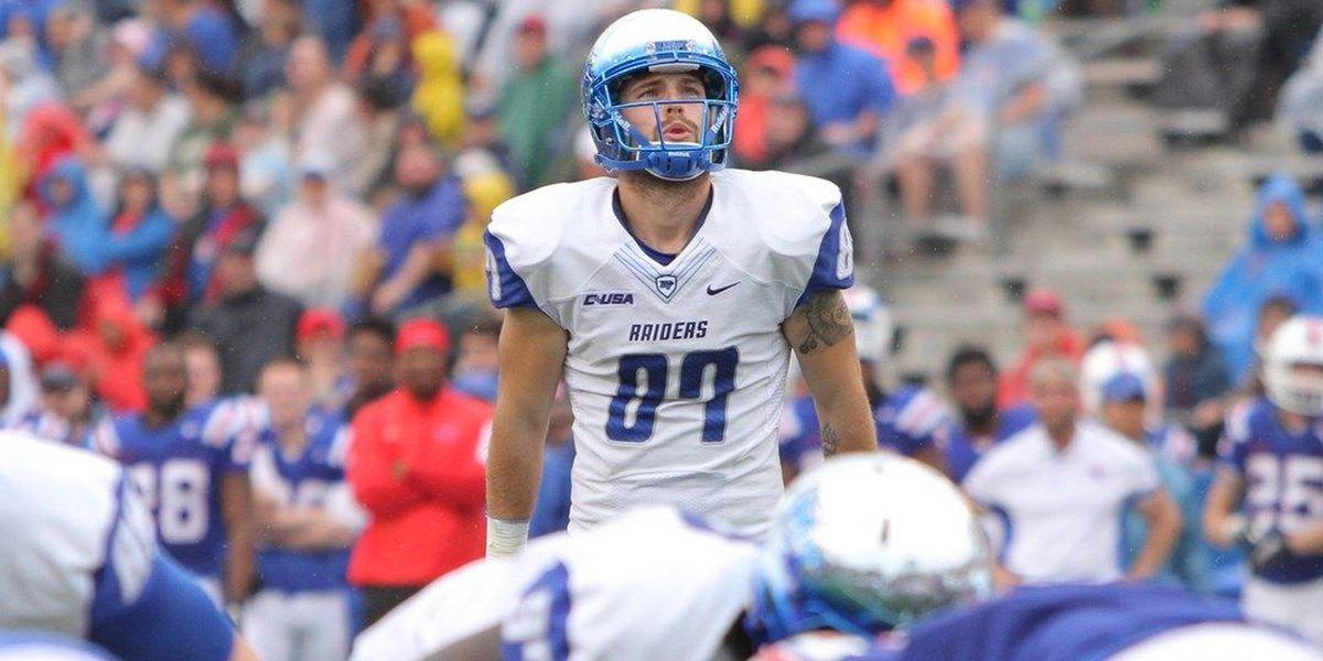 Kicker Cody Clark Joining The Citadel For 2016 Season