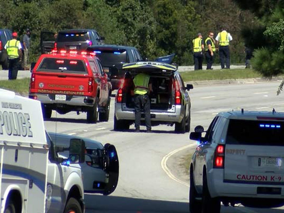 Coroner identifies 2 victims in 2nd of 2 fatal crashes in Goose Creek, N. Charleston