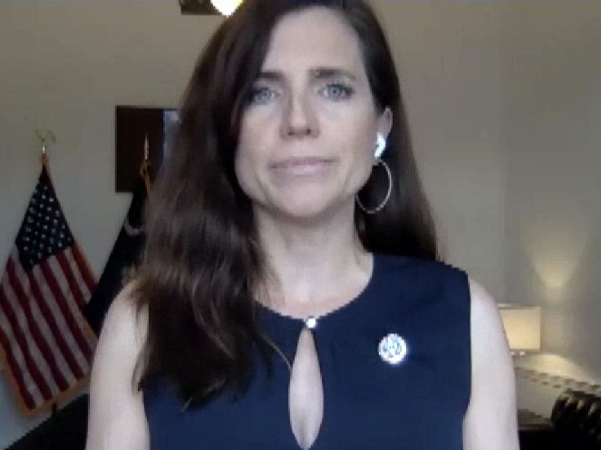 Rep Nancy Mace: 'We need a sheriff who is not learning on the job'