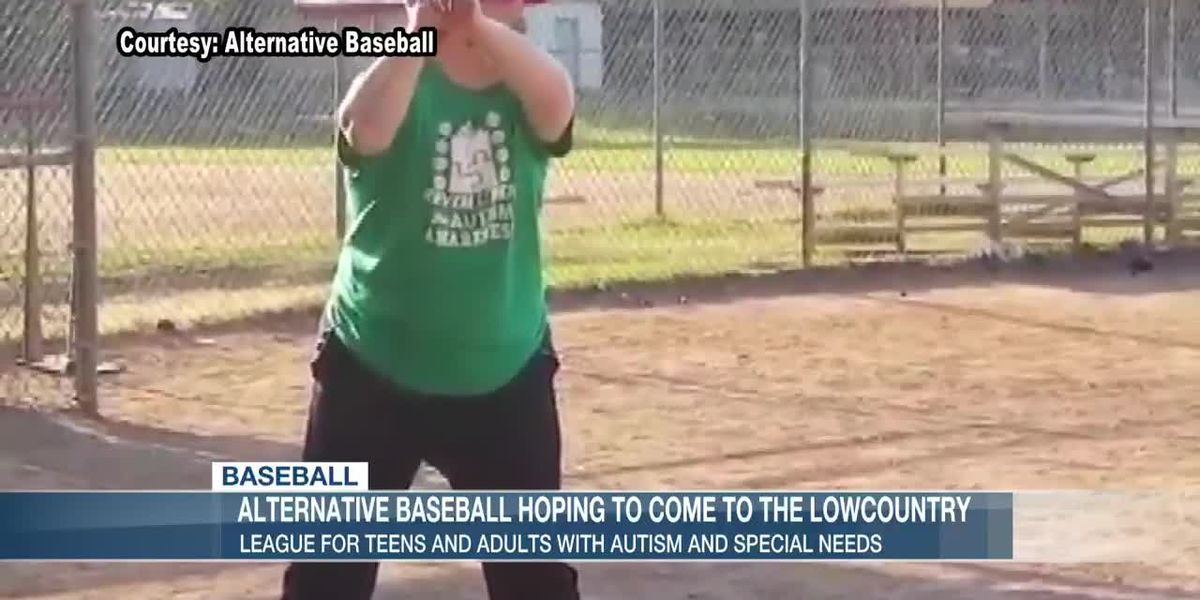 VIDEO: Alternative Baseball hoping to come to the Lowcountry