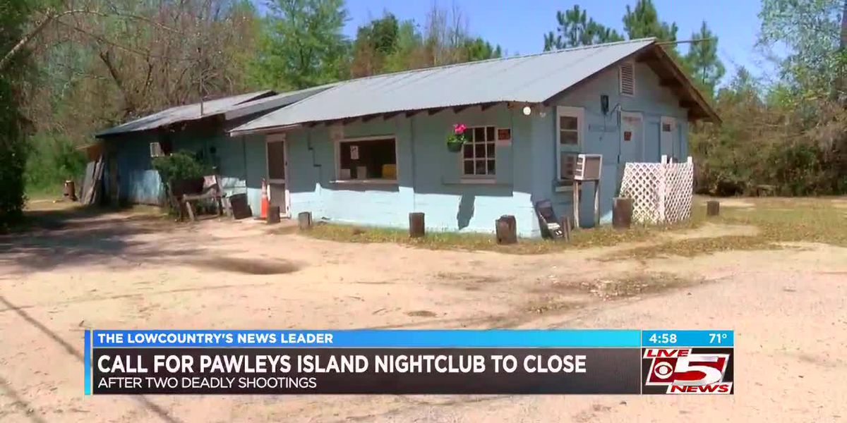 VIDEO: Residents call for closing of Pawleys Island nightclub after double fatal shooting