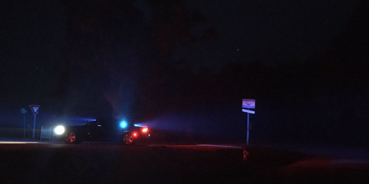 River Road reopened, power restored to over 2,000 after vehicle takes down utility pole