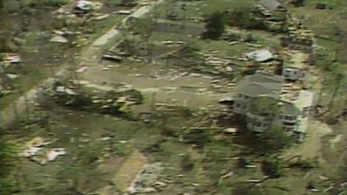 Tuesday marks 31st anniversary of Hugo's landfall in S.C.
