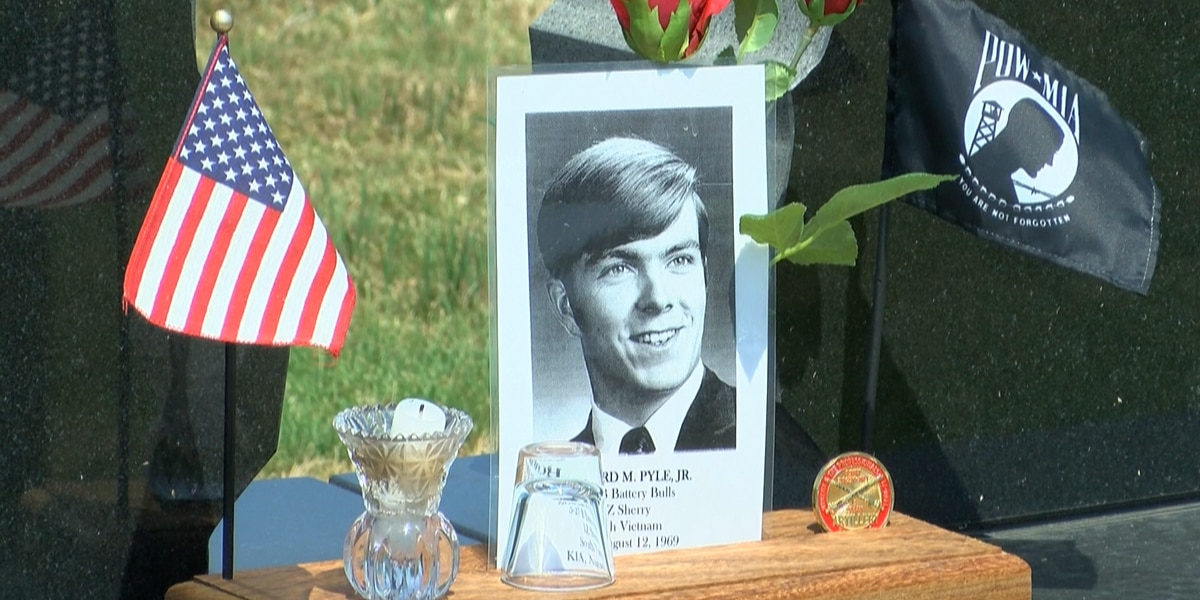 Gold Star family continues tradition of honoring fallen loved one