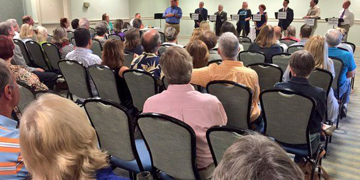 Folly Beach forum gives look at 7 candidates vying for city council
