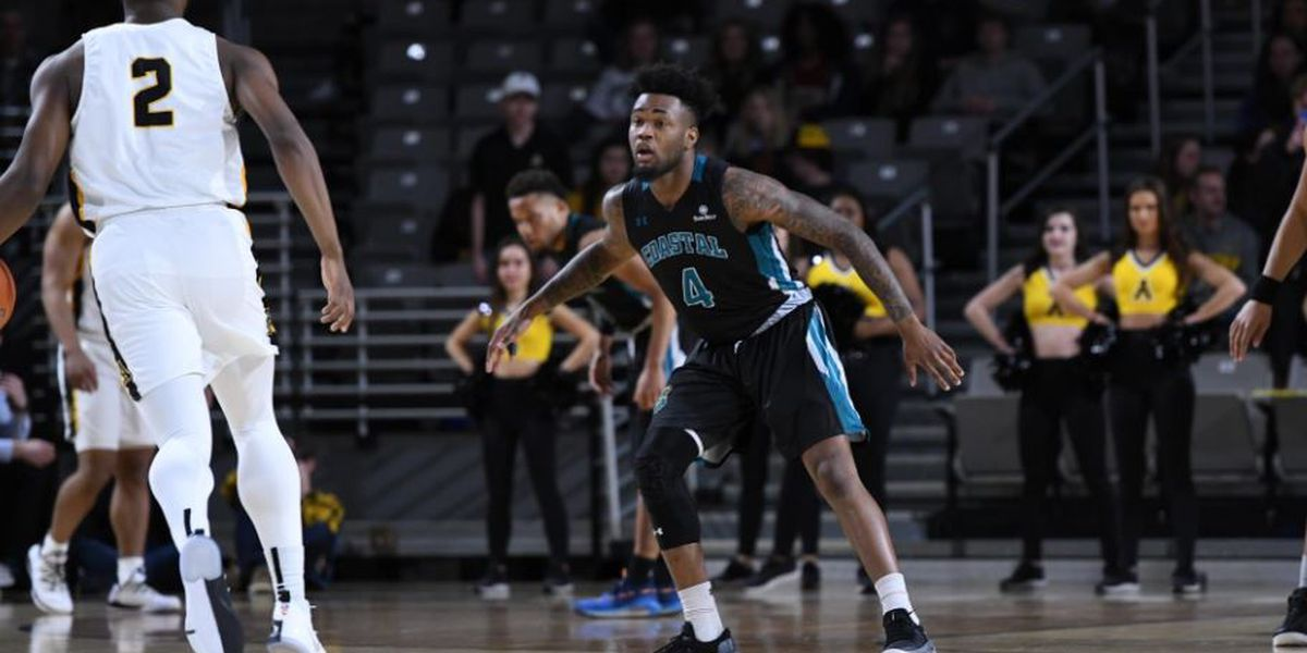 Coastal Carolina Falls to Hot Shooting Mountaineers