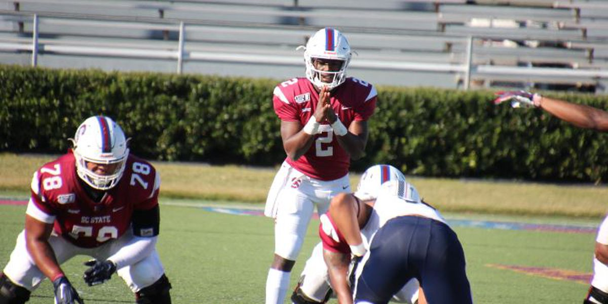 SC State's Corey Fields, Buddy Pough earn MEAC honors