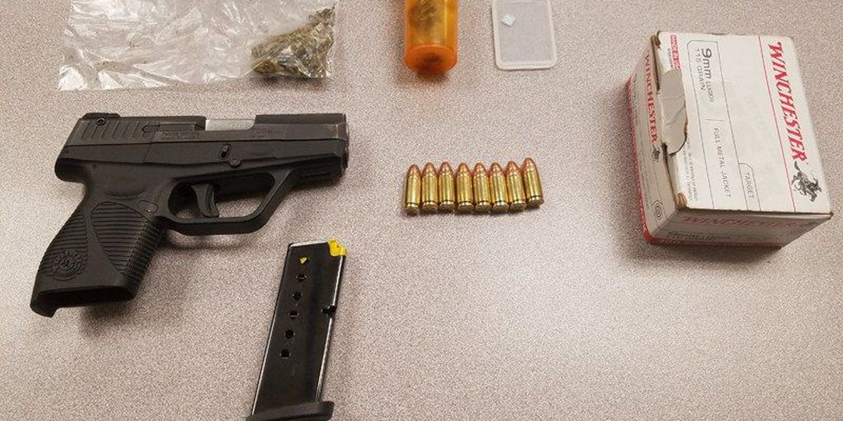 Guns, drugs seized in N. Charleston during holiday weekend