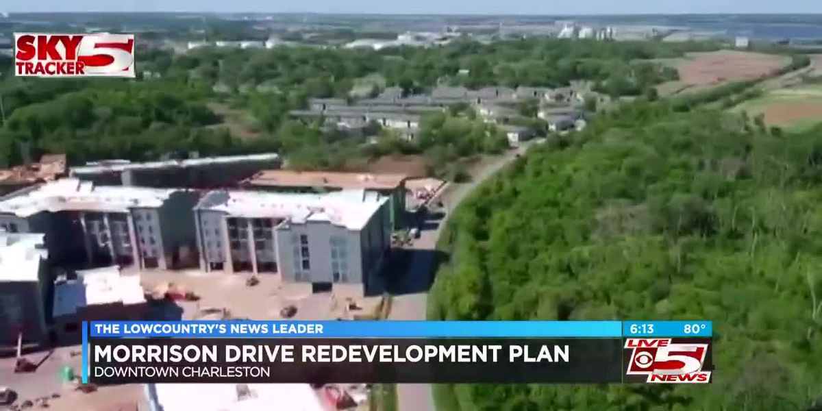 VIDEO: New developments could be in the works for NOMO district of downtown Charleston