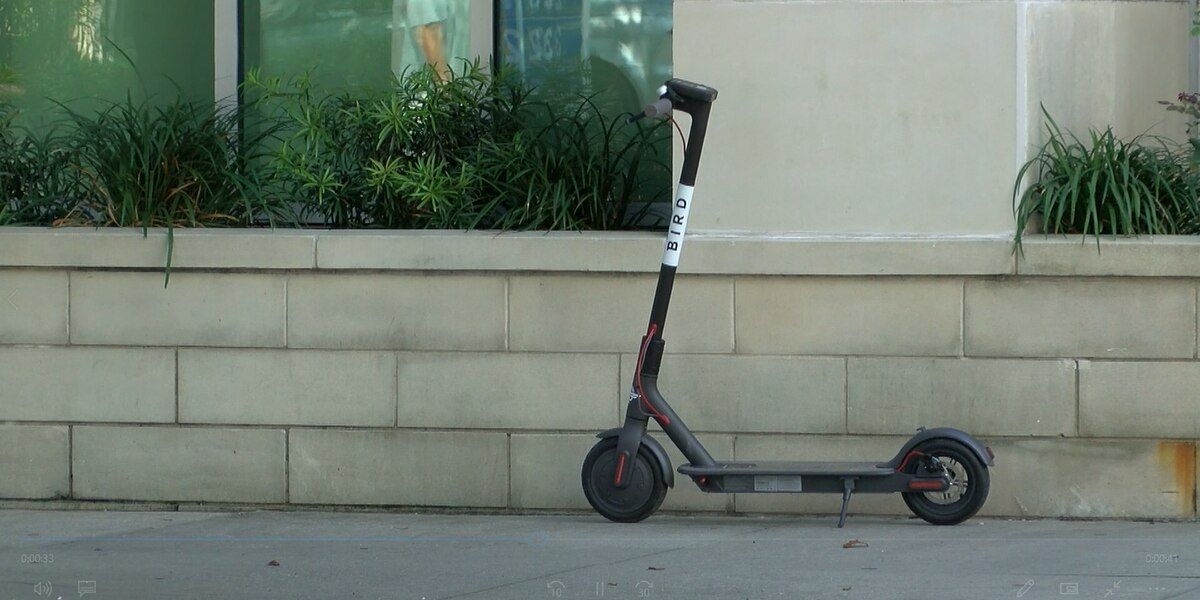 City of Charleston could ban rental motor scooters permanently