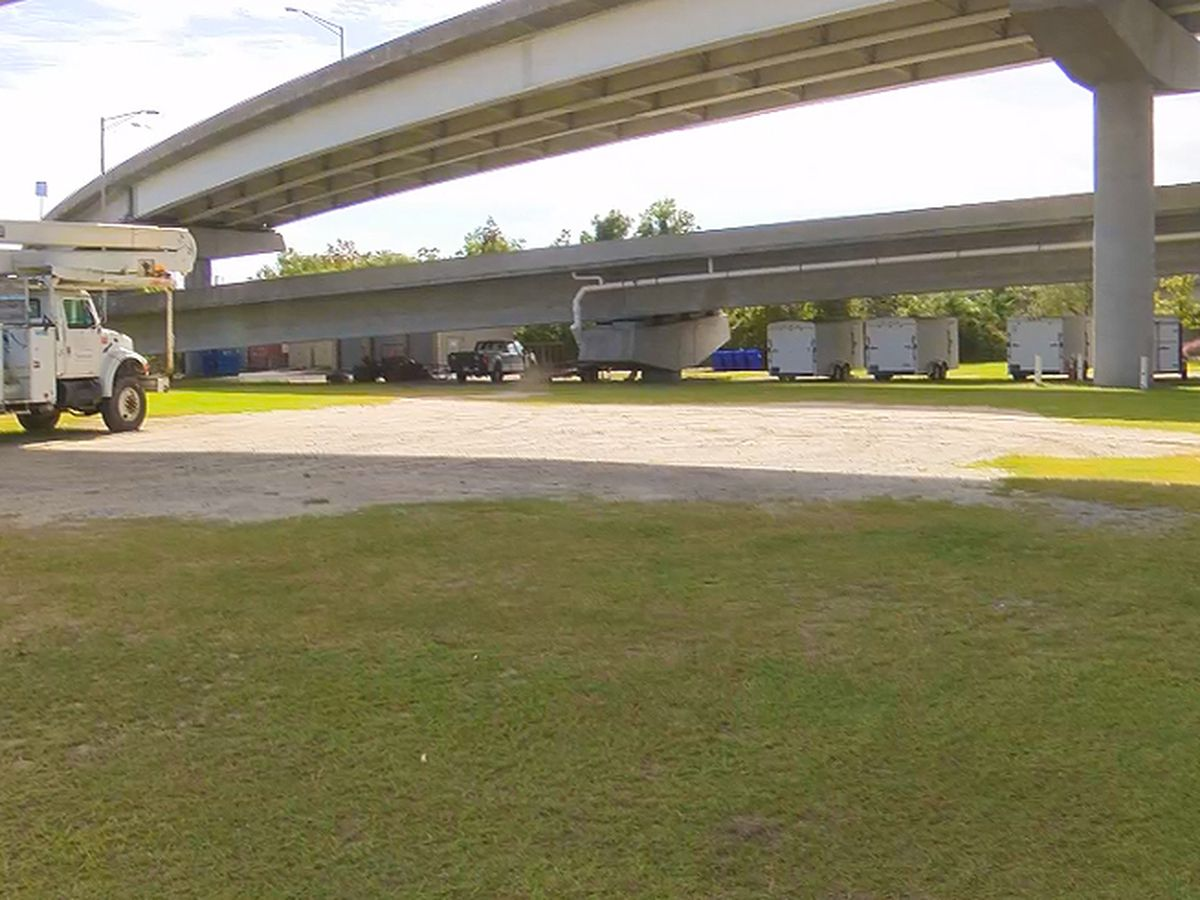 Mount Pleasant to get new dog park, sports area and more under Ravenel Bridge