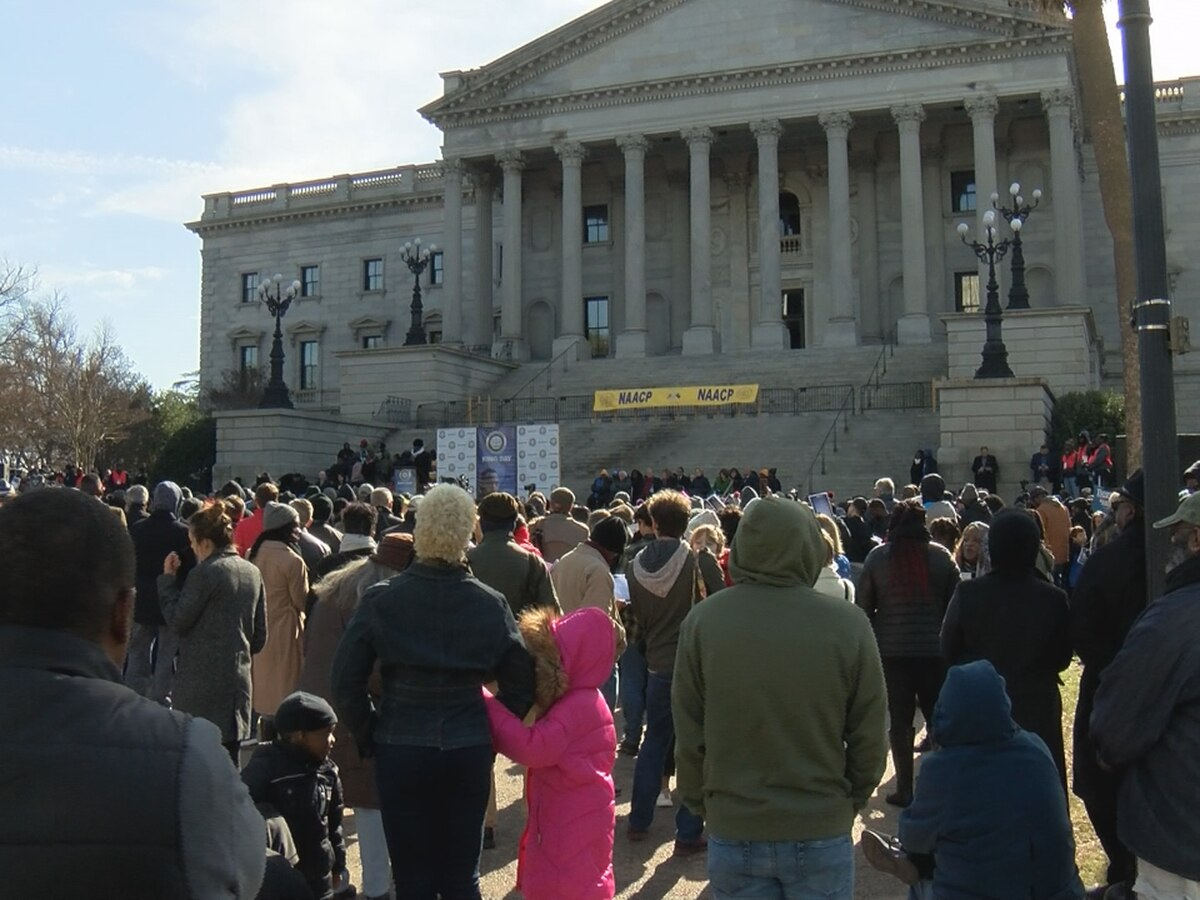 LIVE: King Day at the Dome virtual rally: Where do we go from here?