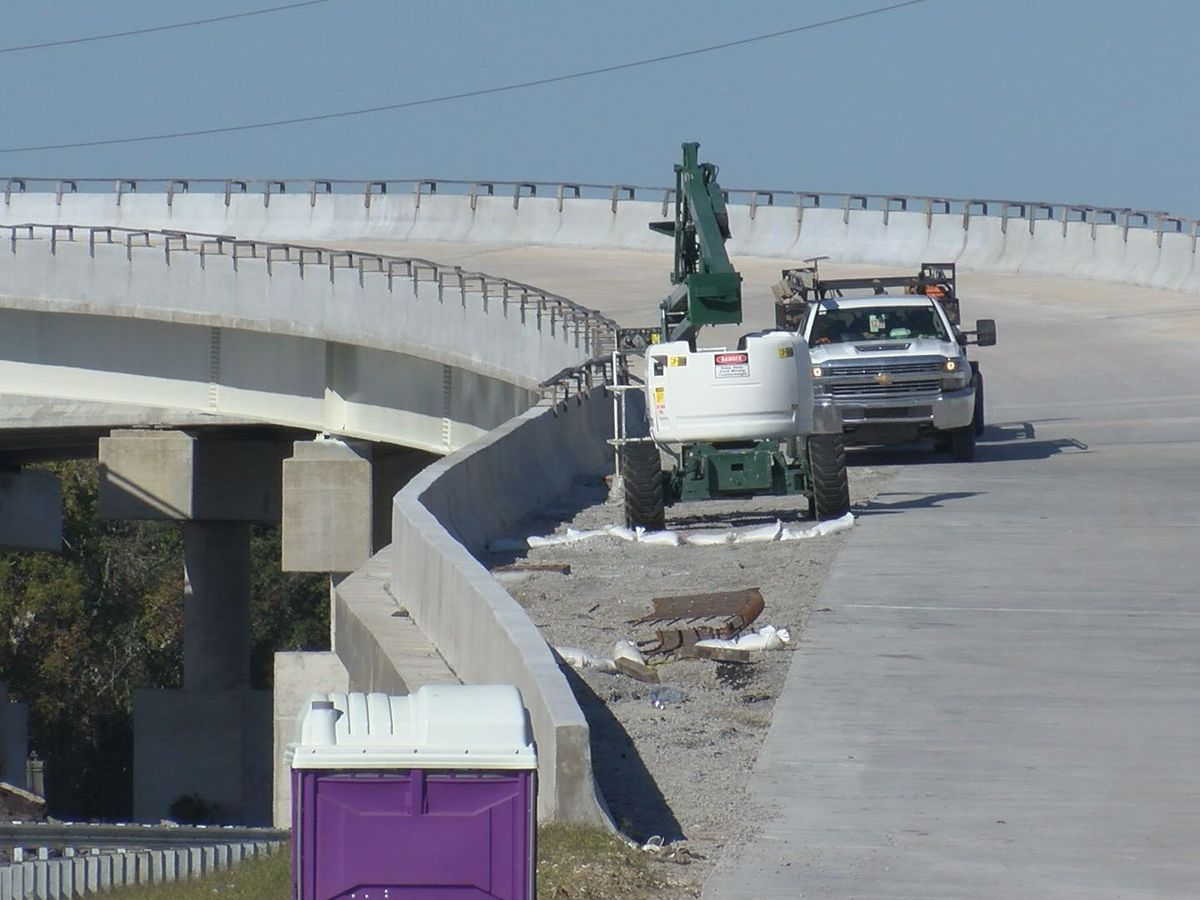 Port Access Road project steps closer to completion