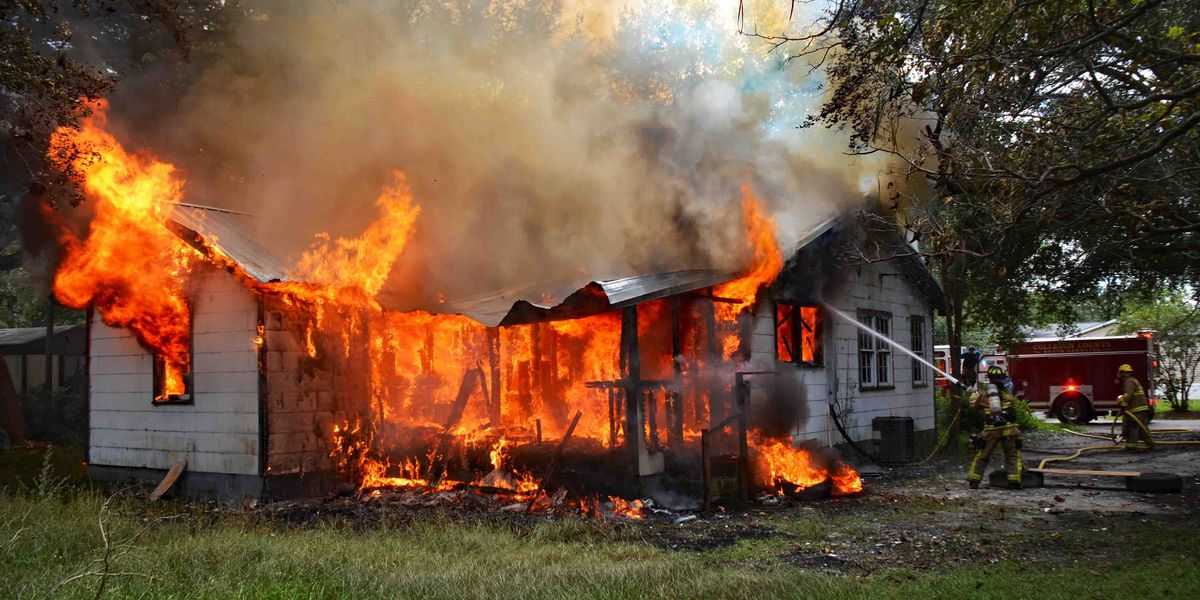 Investigators seek info after someone sets fire to Walterboro home