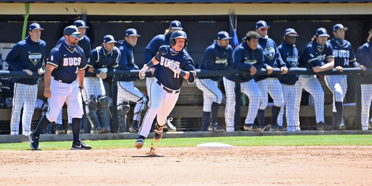 Bucs close out series win with Friday sweep against High Point