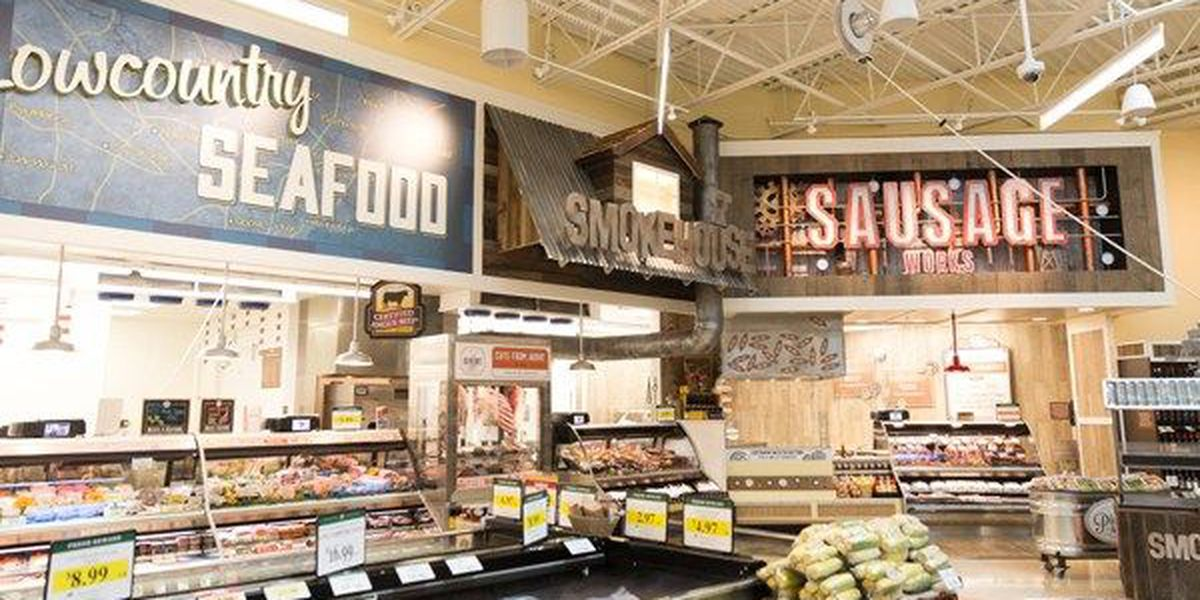 Lowes Foods opening first Charleston-area grocery store in Summerville Wednesday