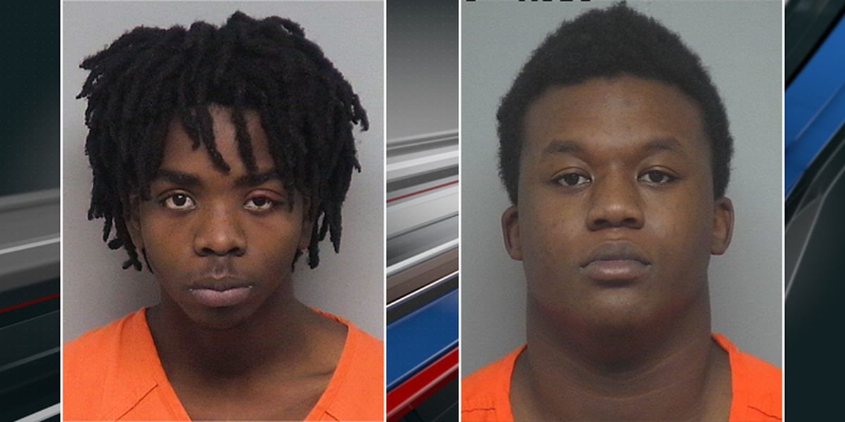 Two men charged with murder following shooting on St. Helena Island