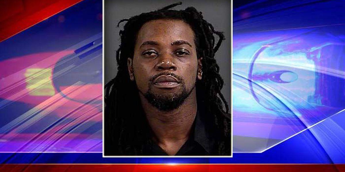 West Ashley man sentenced for assaulting officer