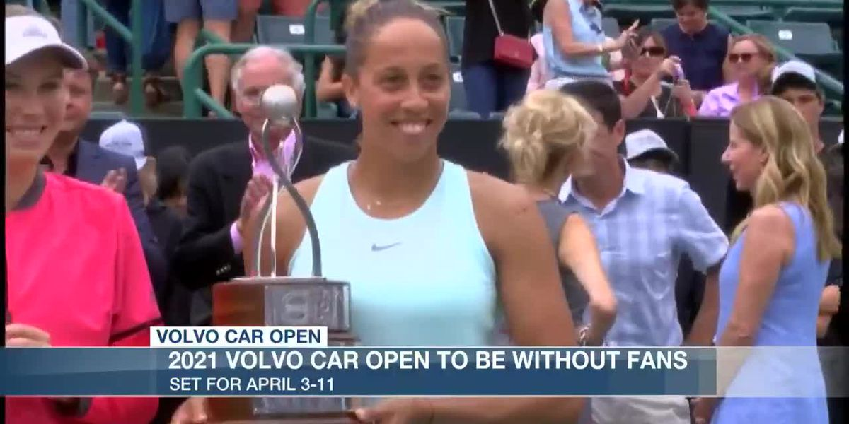 VIDEO: Volvo Car Open will not have fans in 2021
