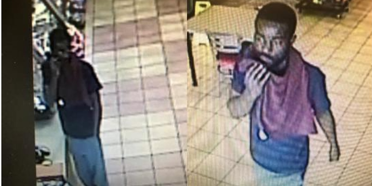 Summerville Police searching for person of interest in attempted robbery