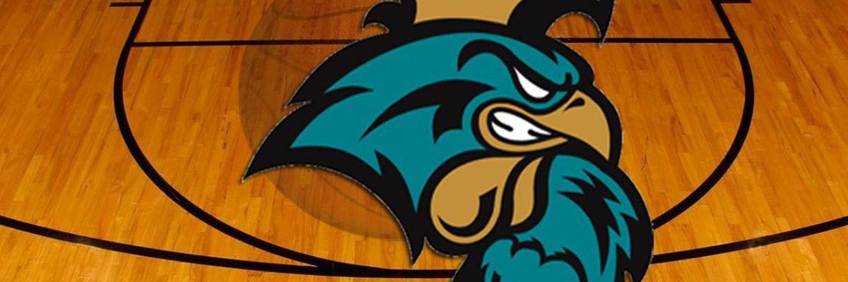 Jones hits 32, Coastal Carolina slips past Winthrop 92-88