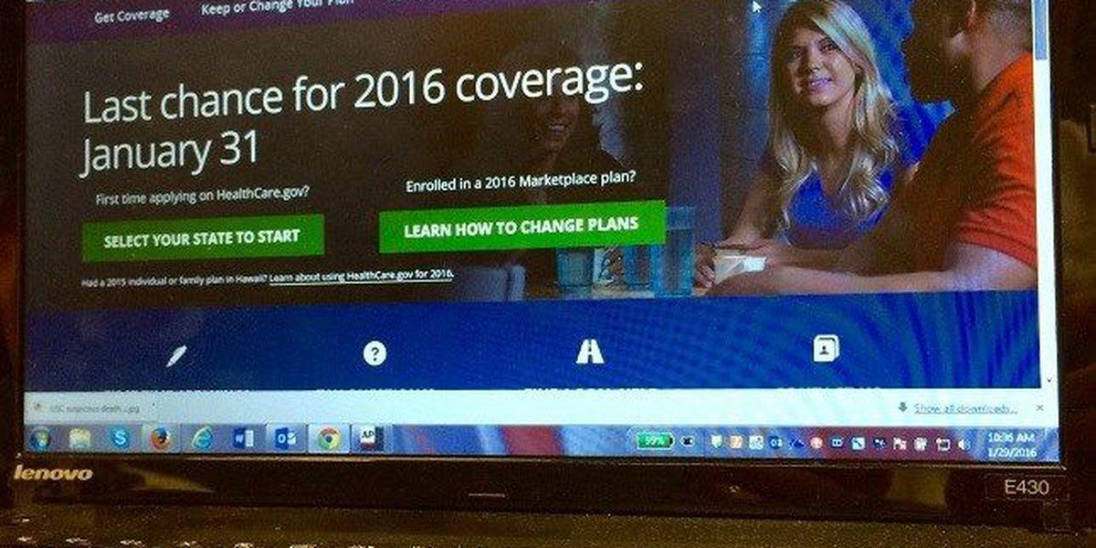 Help available before health care enrollment deadline