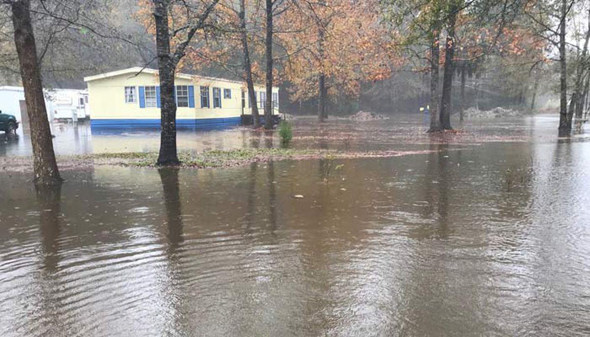 Volvo Charleston Sc >> Summerville flooding has neighbors begging for the county