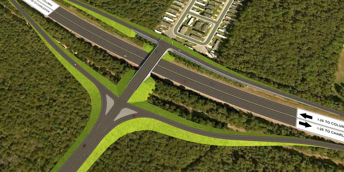 Charleston County to host public hearing on Palmetto Commerce Interchange Project