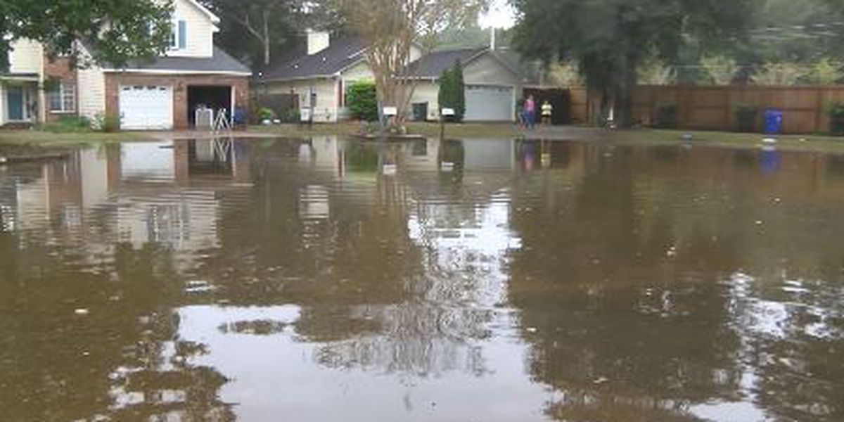 City of Charleston asking school district for money to help with drainage, flood issues