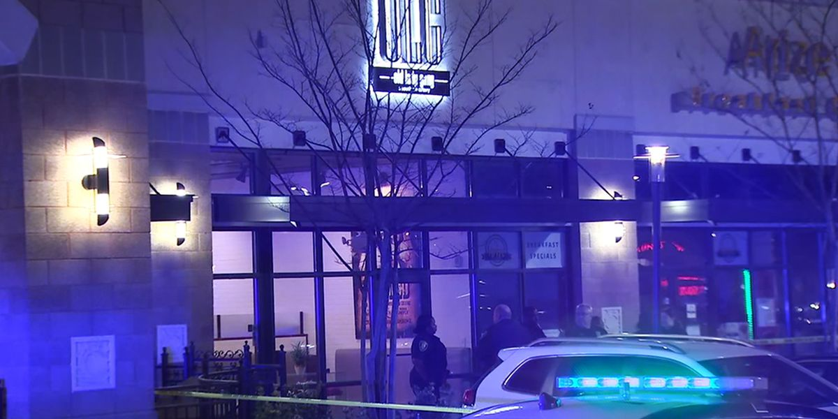 3 shot at eatery owned by Kandi Burruss of 'Real Housewives'