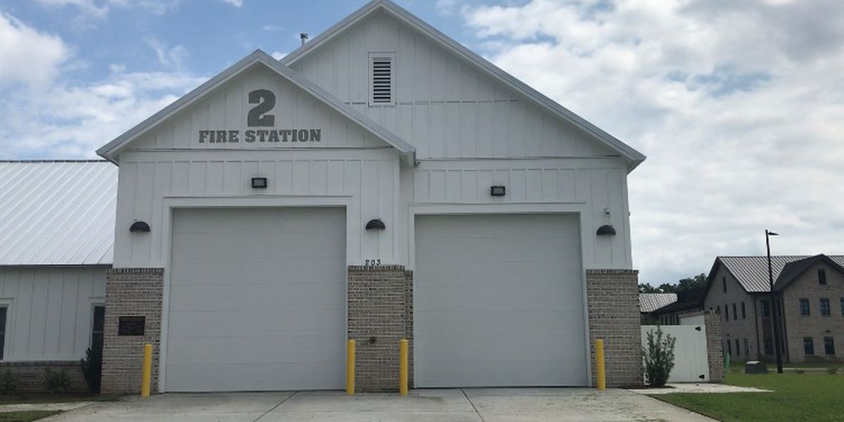As Moncks Corner continues to grow, city adds new fire station
