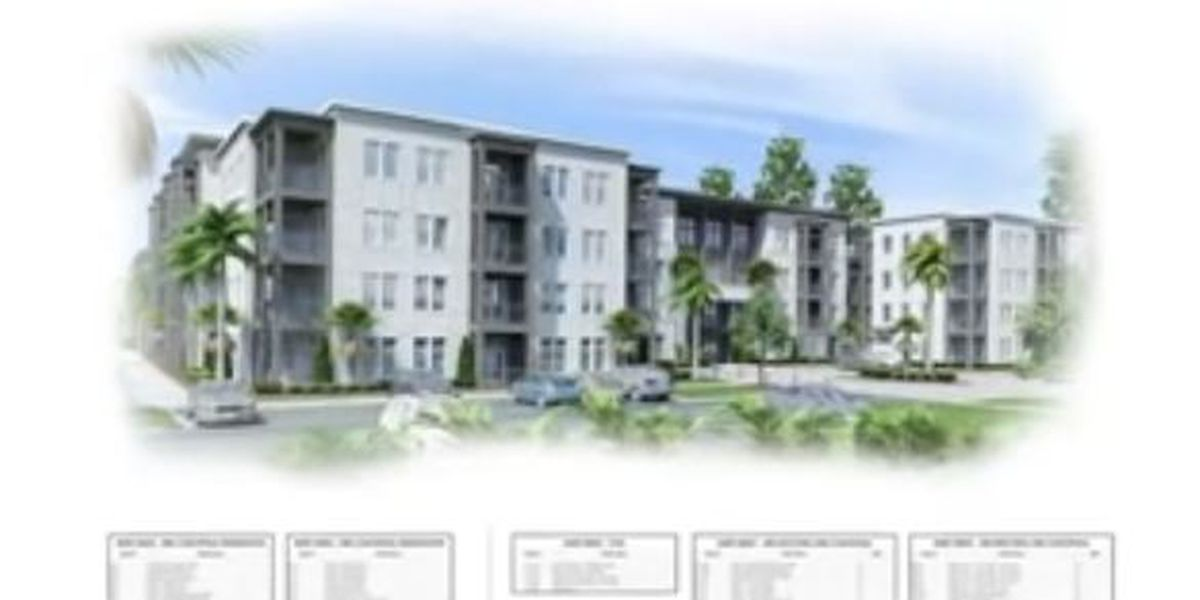 New 348-unit apartment complex could be coming to West Ashley