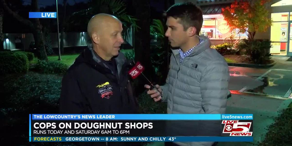 VIDEO: Cops on top of doughnut shops starts Friday