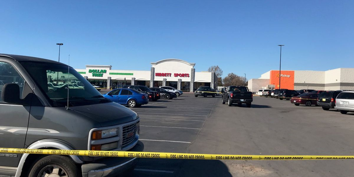 3 dead including suspect in shooting outside Oklahoma Walmart