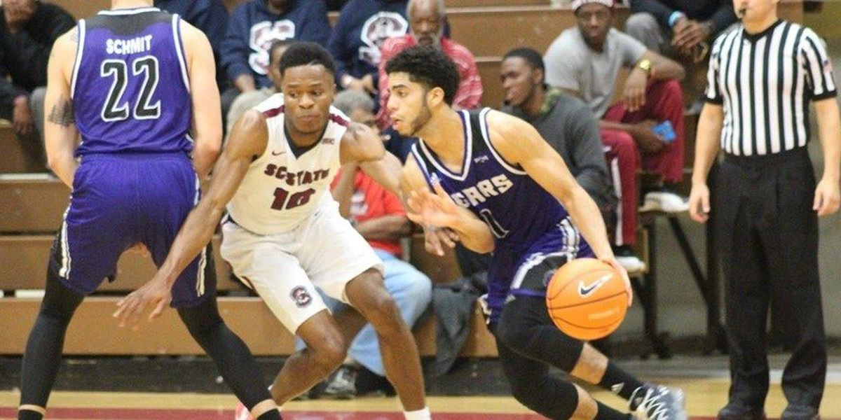 SC State falls in home opener to Central Arkansas