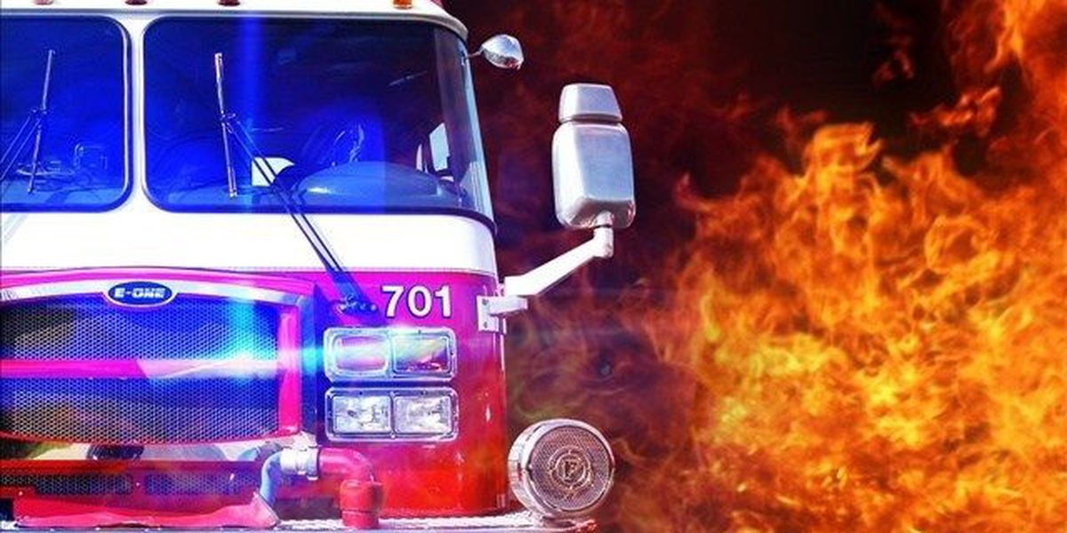 Early morning fire rips through shed in Moncks Corner