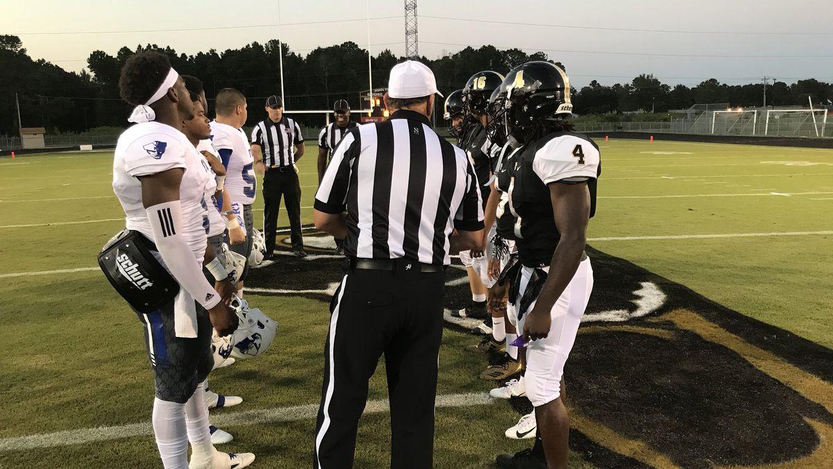 Lowcountry High School Football Coverage Week 5
