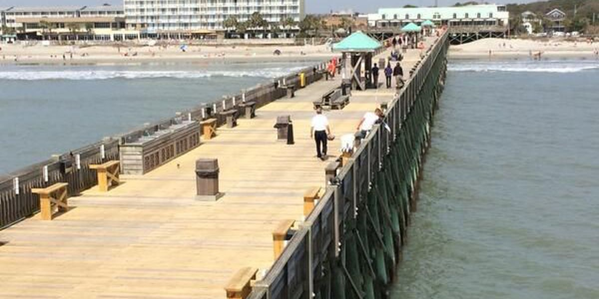 Moonlight Mixers suspended during Folly Beach Pier repairs