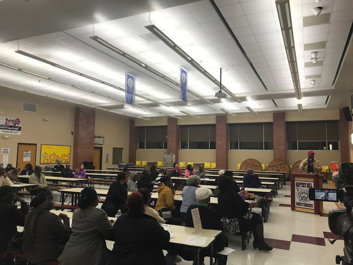 CCSD parents say they need all hands on deck to keep elementary school open