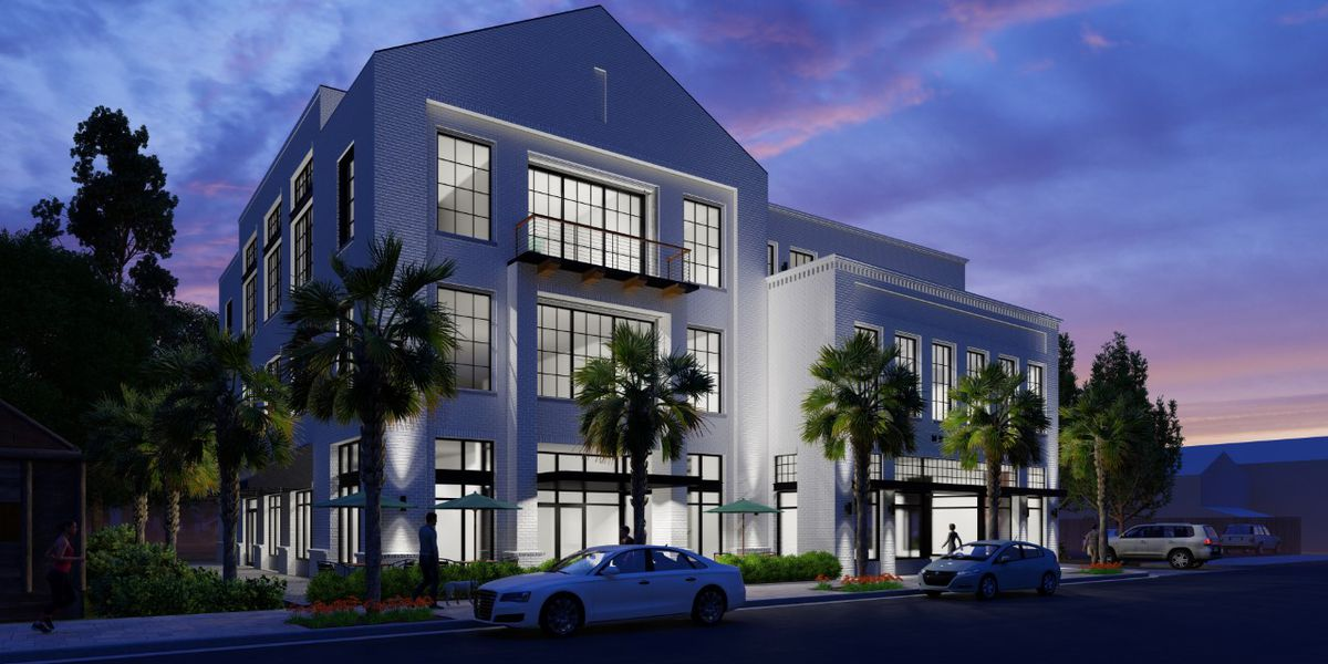 New office building coming to downtown Charleston