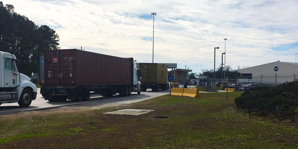 SPA blames union mechanics for trucker delays at Wando Terminal