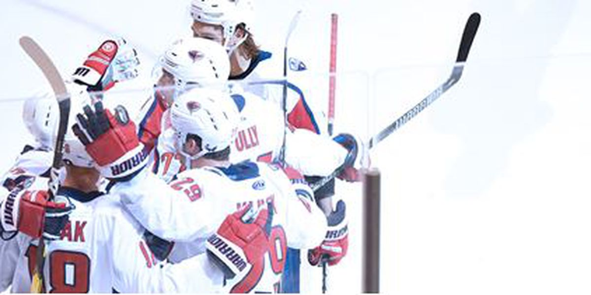 Shepard Returns With 40 Saves, Holds Off Icemen